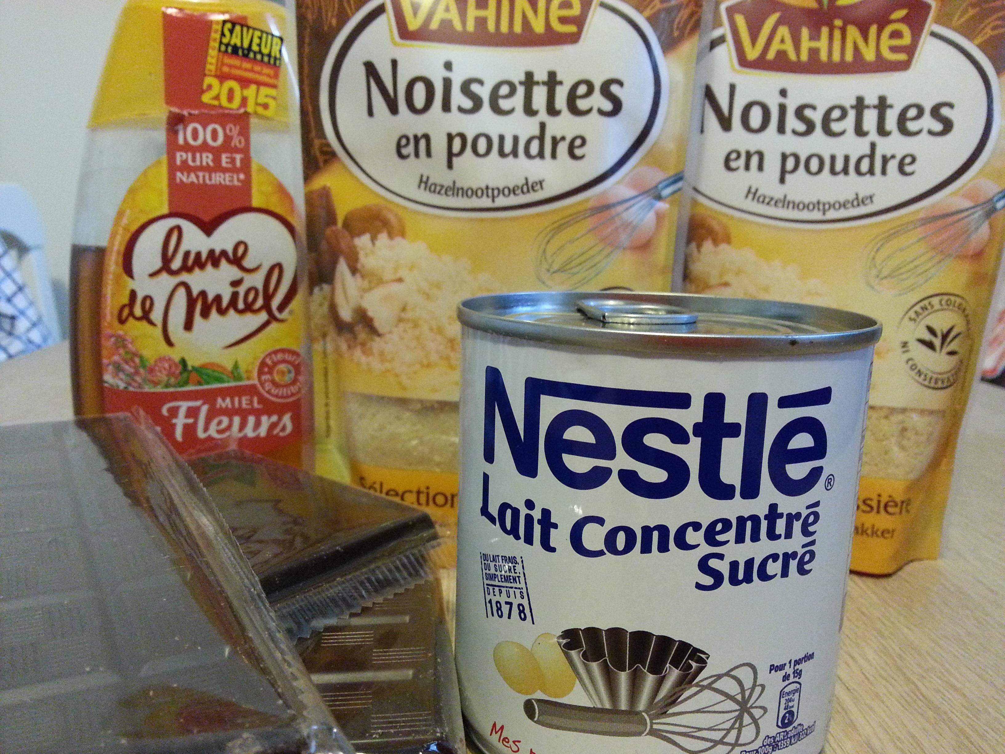 Nutella maison fr eng a propos de rien - Nutella maison lait concentre ...