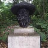Buste de Monet