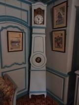 Maison Monet - salle bleu