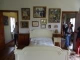 Maison de Monet - Chambre de C. Monet