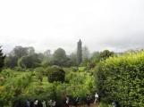 Maison de Monet - vue sur le jardin