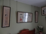 Maison de Monet - Estampes japonais