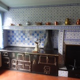 Maison de Monet - Cuisine