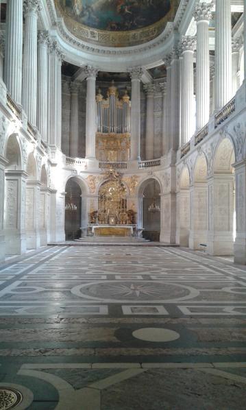 Chapelle palatine de Versailles