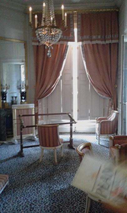 Fenêtre de Trianon