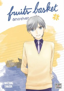 Fruits Basket Another tome 2 delcourt Tonkam
