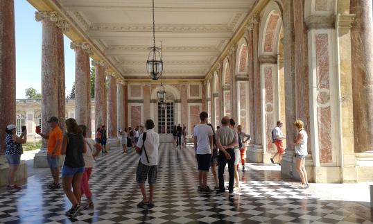 Allée du Grand Trianon