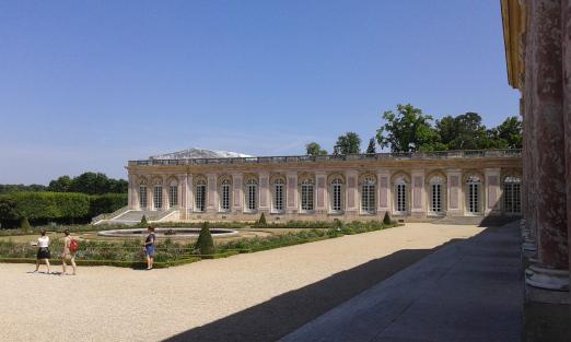Grand Trianon près de Versailles