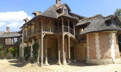 Le hameau de Marie-Antoinette