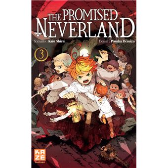 The-Promised-Neverland Kaze