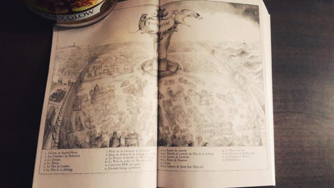 Carte du Faubourg