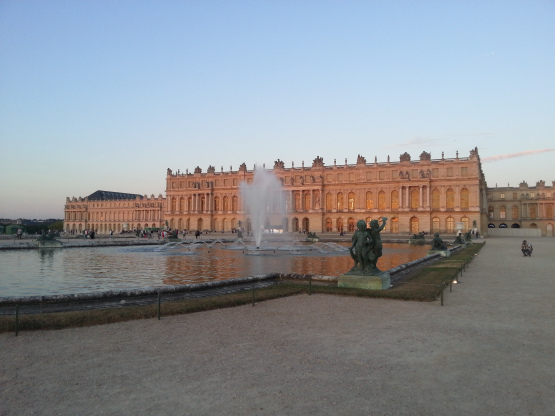 Visite du Château de Versailles
