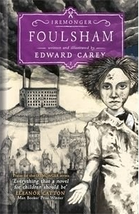 Book Foulsham by Edward Carey