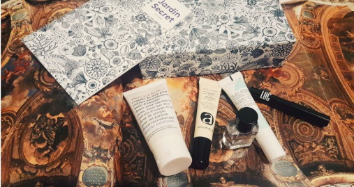 All products of Birchbox April 2018