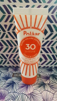 Birchbox product sunscreen Polaar