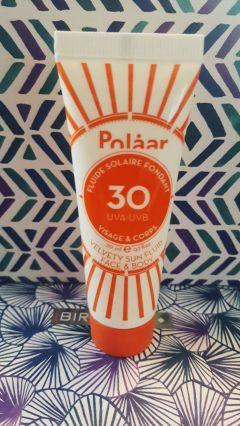 Birchbox product sunscreen Polaar