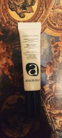 Masque visage Birchbox avril 2018